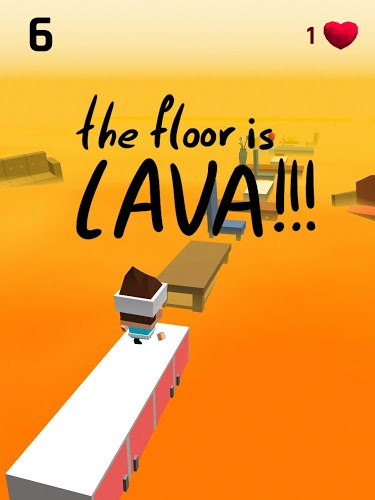 Play The Floor Is Lava on PC 7