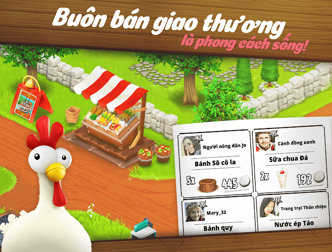Chơi Hay Day on PC 14