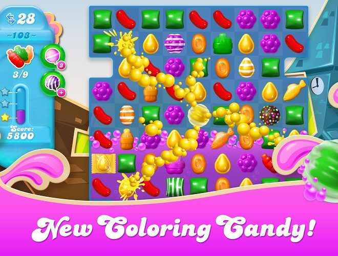 Main Candy Crush Soda Saga on PC 10