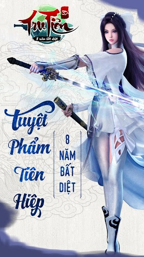Chơi Tru Tiên 3D on PC 2