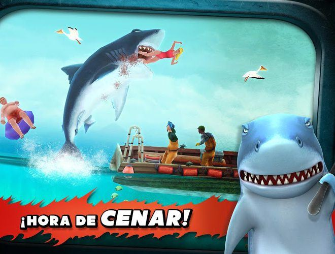 Juega Hungry Shark Evolution on PC 4