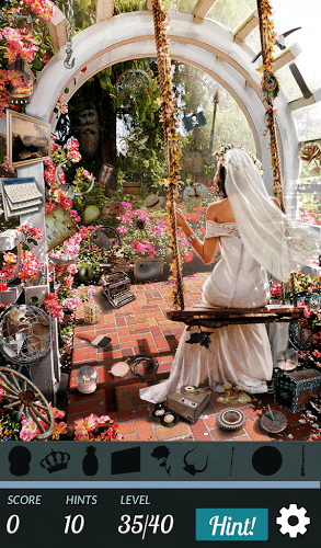 Play Hidden Object – The Bride on PC 3