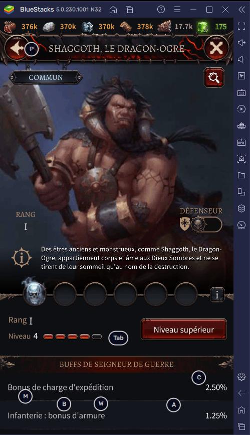 Semez le Chaos dans le Monde des Hommes dans Warhammer: Chaos & Conquest