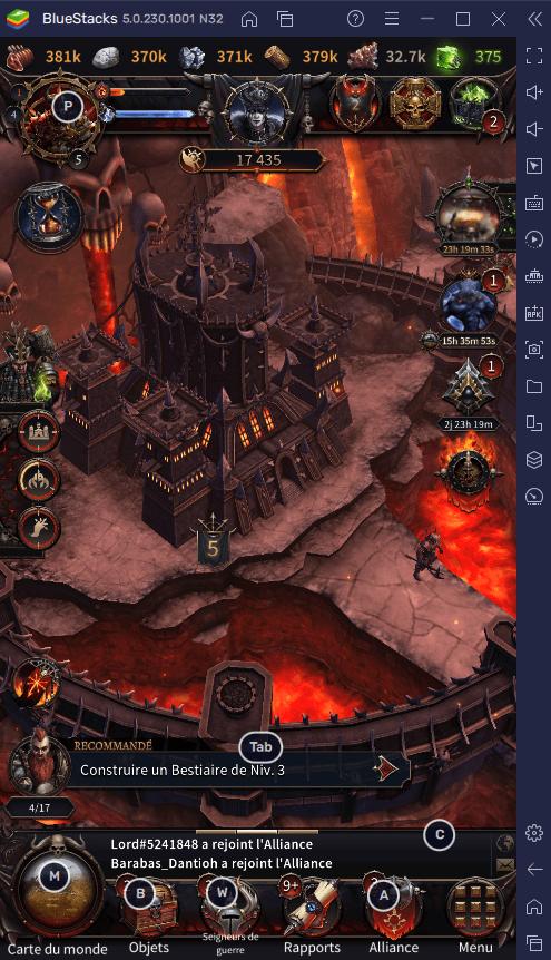 Comment Devenir Plus Puissant dans Warhammer: Chaos & Conquest