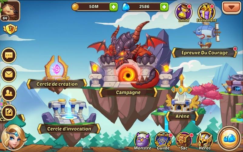 Jouez à  Idle Heroes sur PC 16