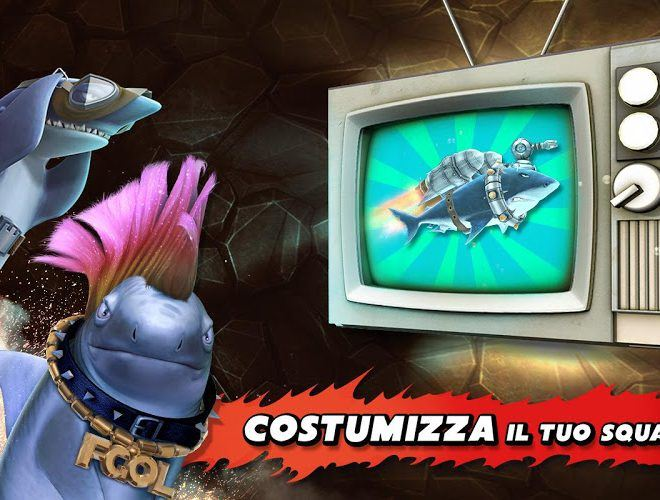 Gioca Hungry Shark Evolution on pc 17