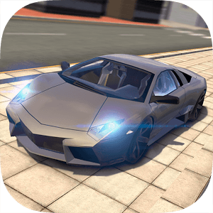 เล่น Extreme Car Driving Simulator on pc 1