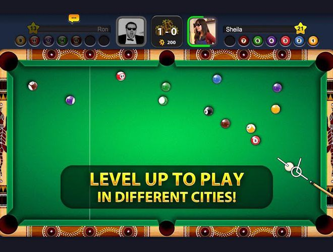 Spustit 8 Ball Pool on PC 5