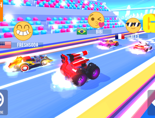 Play SUP Multiplayer Racing on PC 8