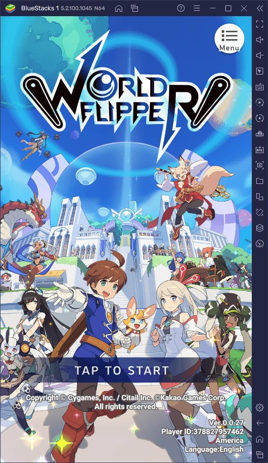 Le Guide du Débutant pour World Flipper – Les Meilleurs Trucs et Astuces pour Bien Commencer dans ce Jeu de Flipper / RPG Gacha