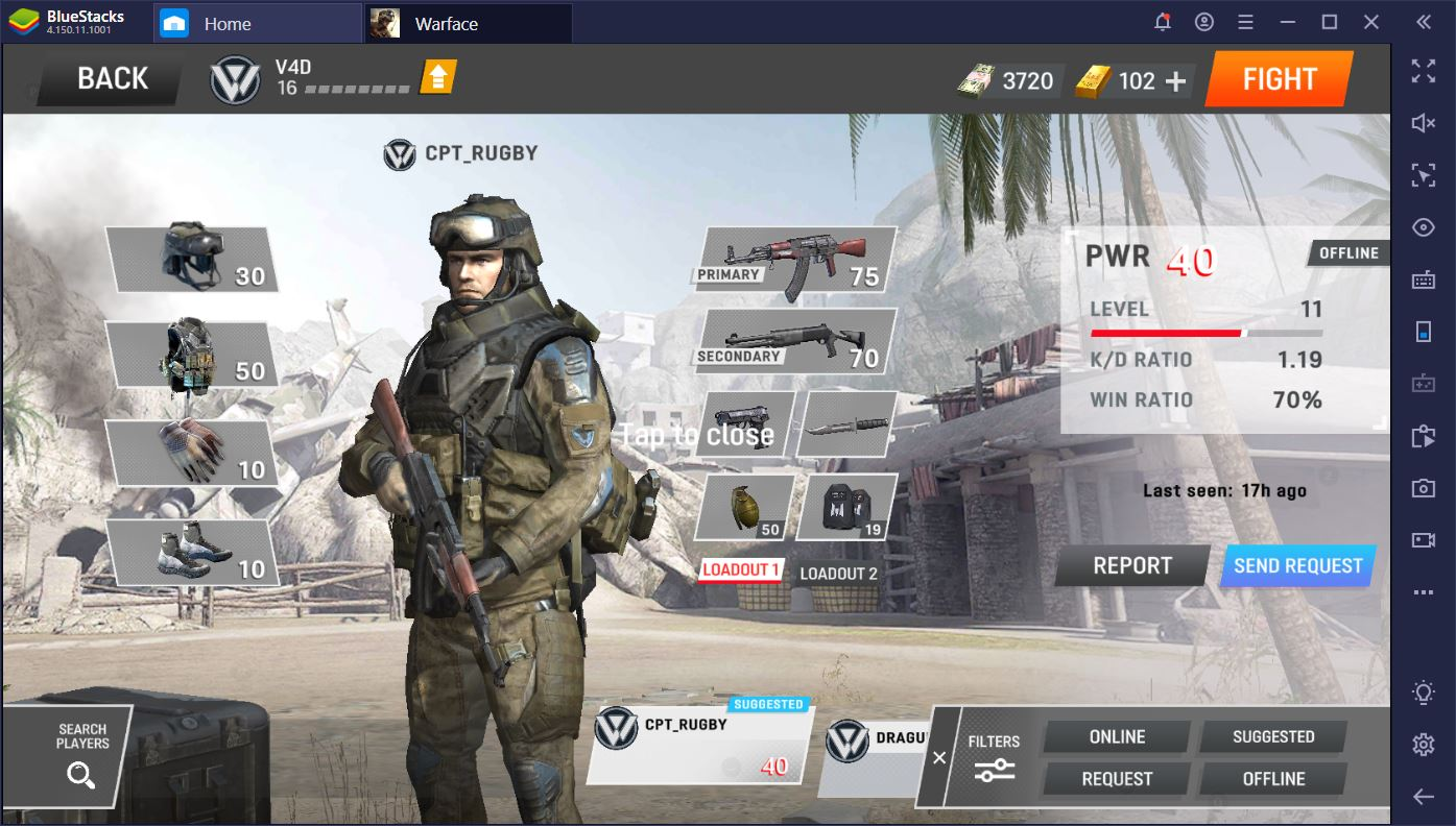 How to Play Warface: Global Operations on BlueStacks
