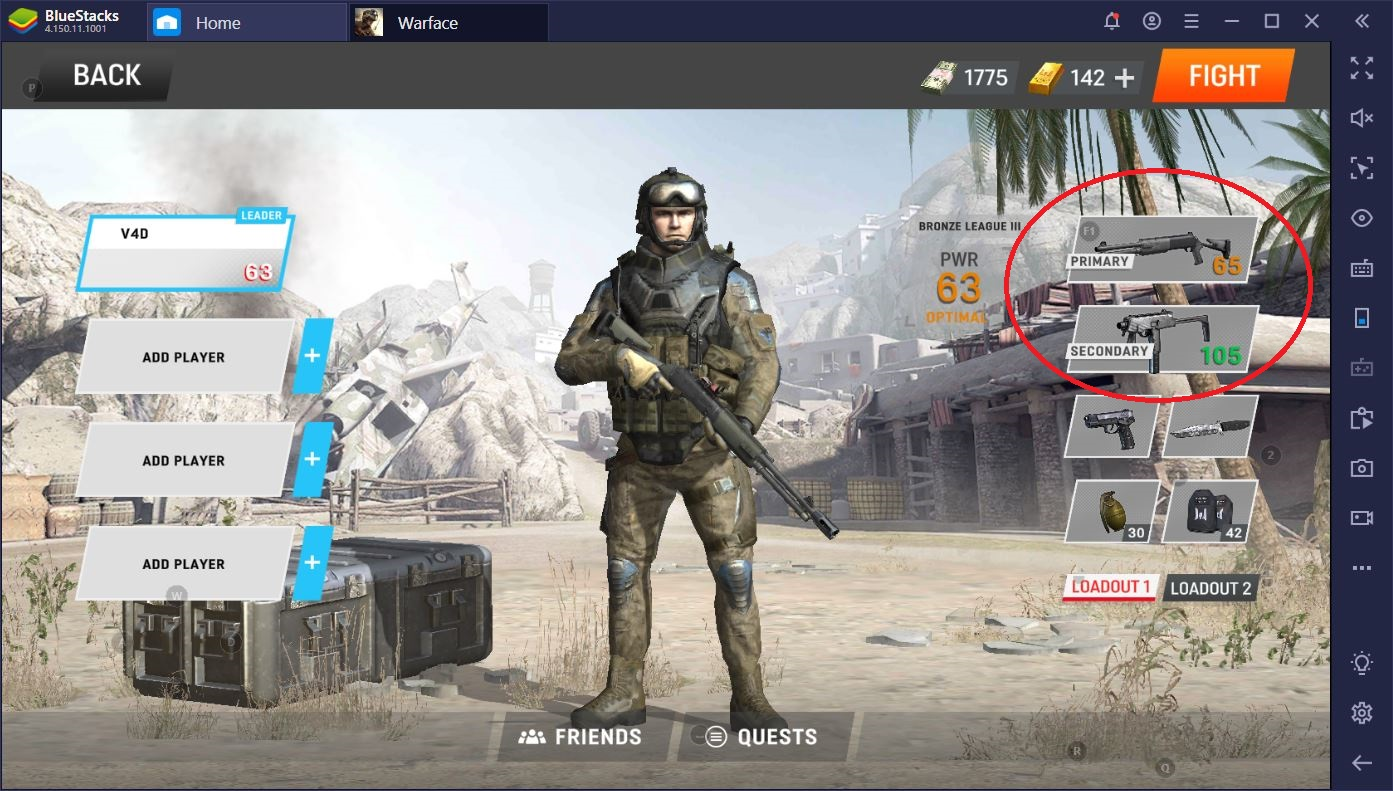 Warface: Global Operations on PC Loadout Guide