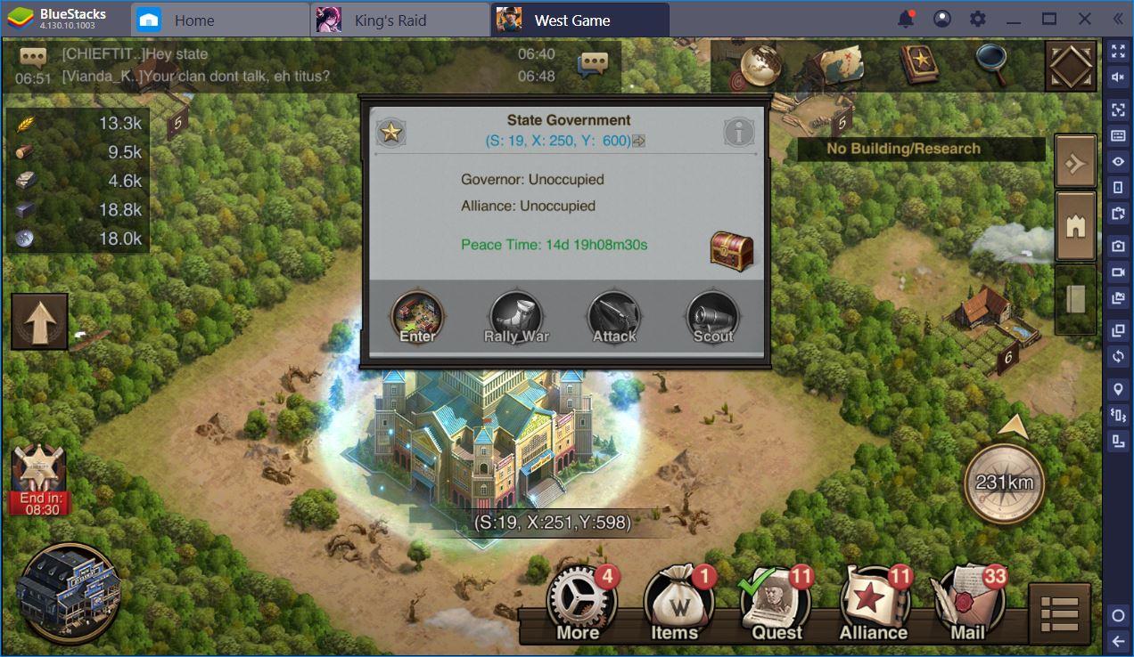 West Game auf dem PC: Truppen, Revolverhelden und Kavalleristen