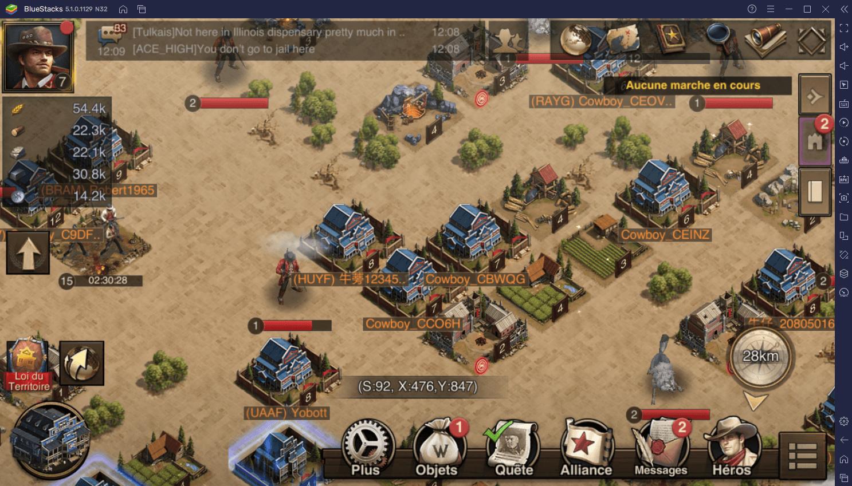 West Game sur PC : Troupes, Pistoleros et Cavaliers