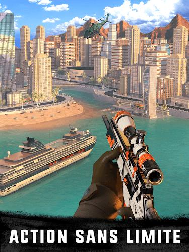 Jouez à  Sniper 3D Assassin®: Jeux de Tir Gratuit – FPS sur PC 2
