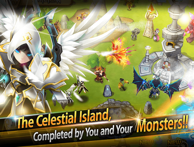 Play Summoners War Sky Arena on PC 9
