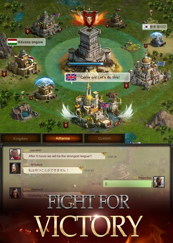 Play Clash of Kings on PC 18