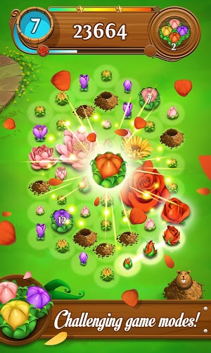 Play Blossom Blast Saga on pc 3