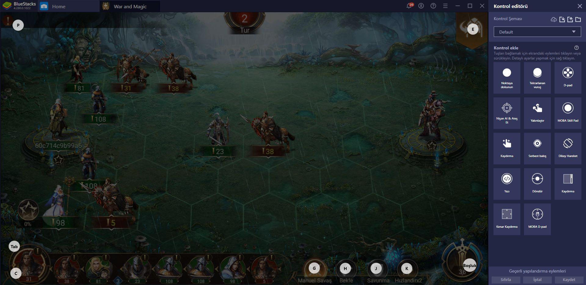 War and Magic: BlueStacks Kurulum Rehberi
