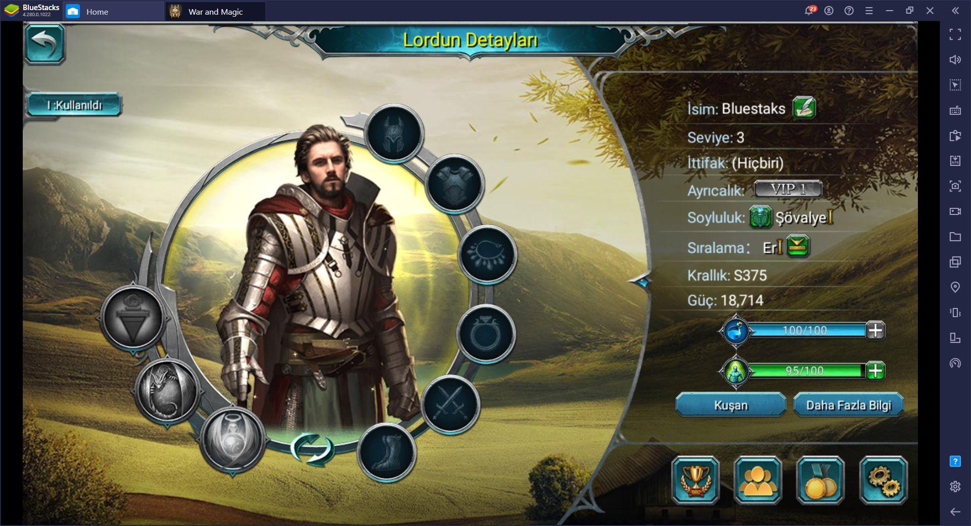 War and Magic İpuçları: Yeni Başlayanlara Özel