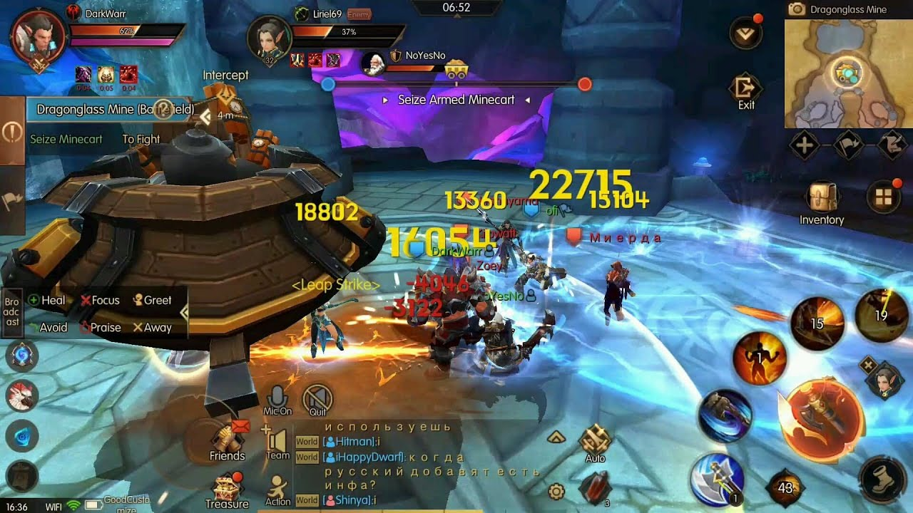 Top 10 Android MMORPGs to Play on PC with BlueStacks