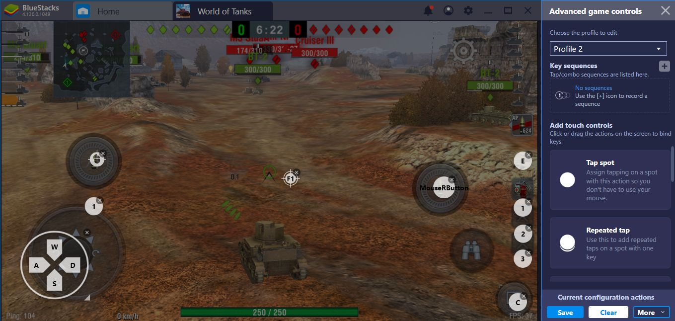 Stylish Tank Battles With BlueStacks: World Of Tanks Blitz Setup Guide