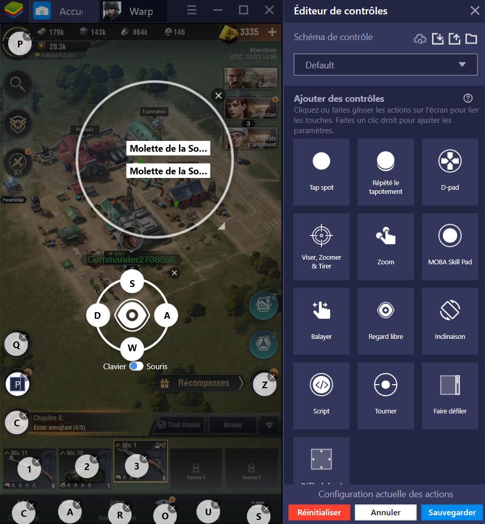Warpath sur PC – Comment utiliser les fonctionnalités BlueStacks pour anéantir toutes formes d'opposition