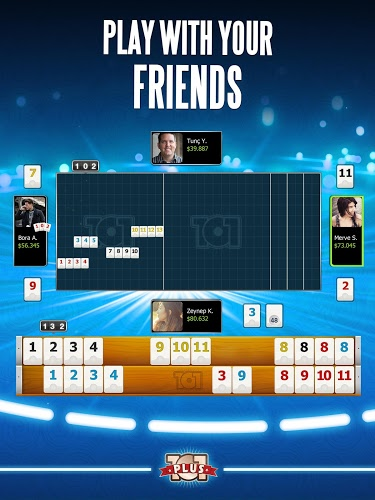 Play 101 Yuzbir Okey Plus on PC 15