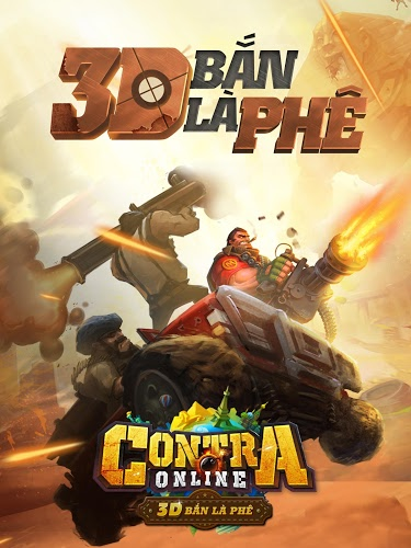 Chơi Contra Online on PC 8