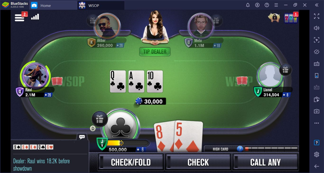 Tips And Tricks To Play Like A Pro In World Series Of Poker