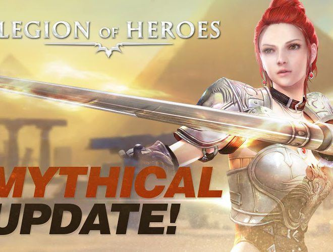 Play Legion of Heroes on pc 2