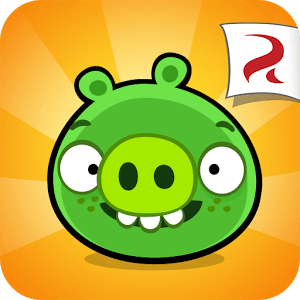 Играй Bad Piggies На ПК