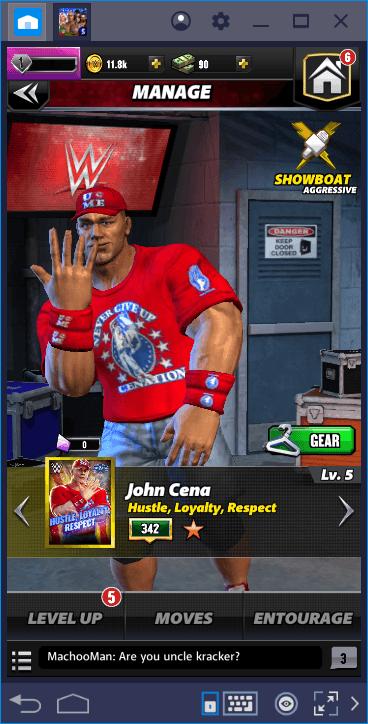 Dicas rápidas para mandar bem em WWE Champions.