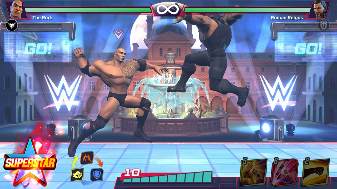 'WWE Undefeated' Multiplayer Wrestling Game Releasing in December for Android and iOS