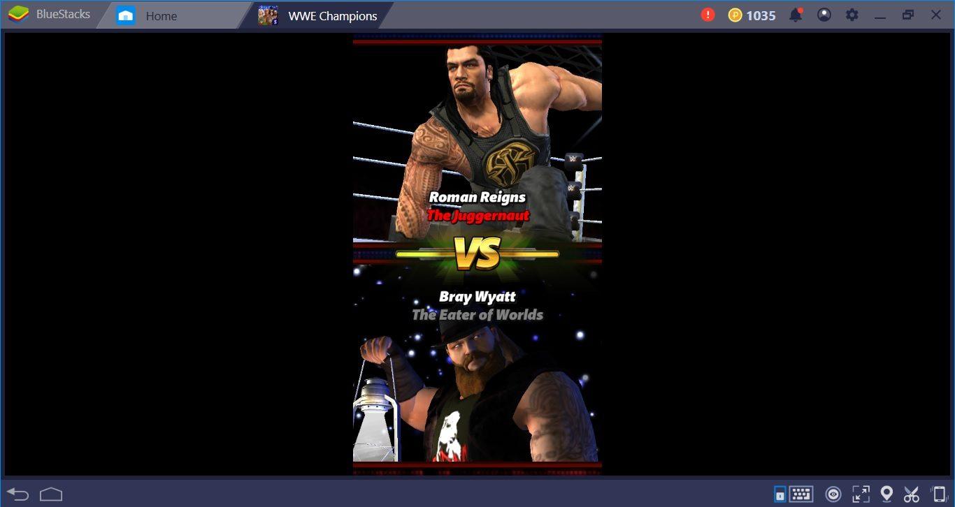WWE: Champions – trucchi e consigli