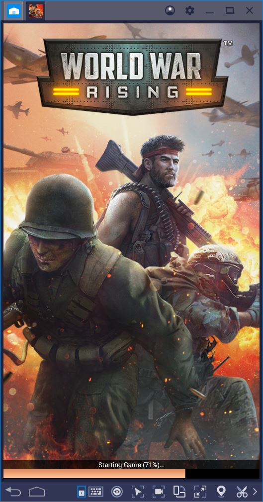 World War Rising: BlueStacks Game Review