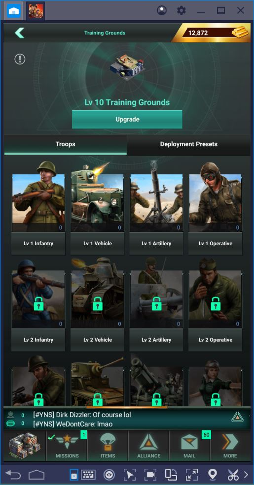 World War Rising: Complete Guide to Troops and Their Stats