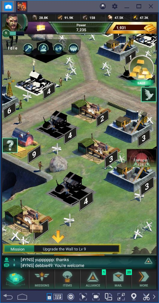 World War Rising: How to Play on BlueStacks
