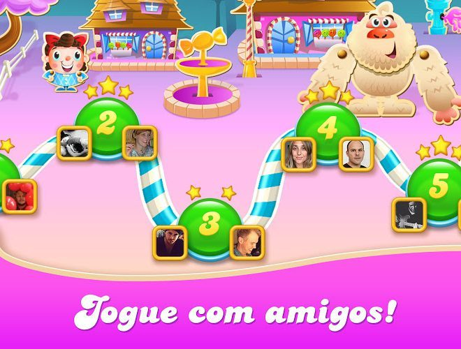 Jogue Candy Crush Soda Saga on PC 12