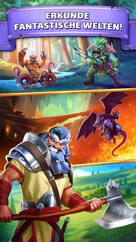 Spiele Empires & Puzzles: RPG Quest auf PC 5