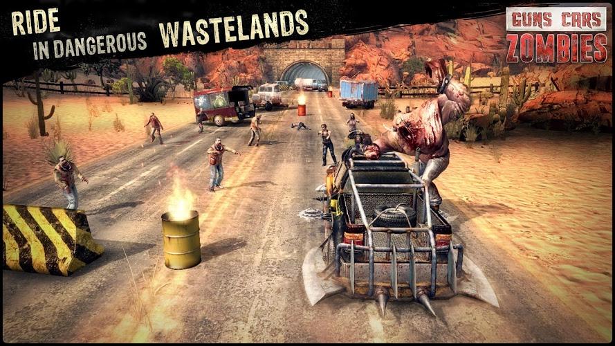 Играй Guns, Cars, Zombies На ПК 24