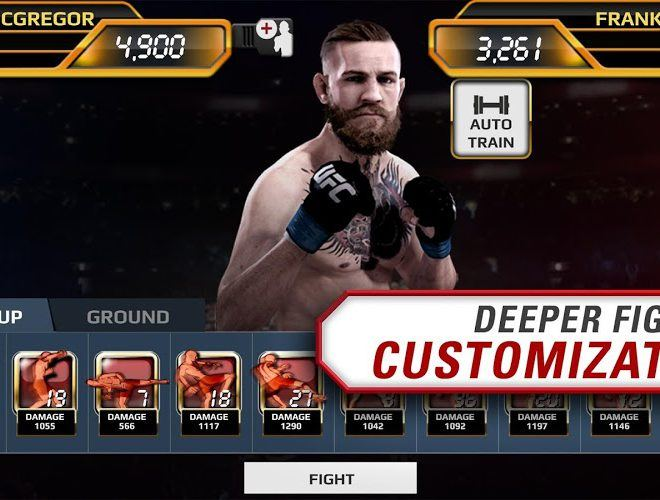 Play EA Sports UFC on PC 5