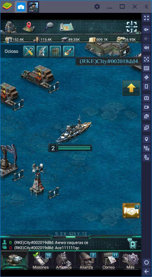Trucos y Consejos para War Games - Commander