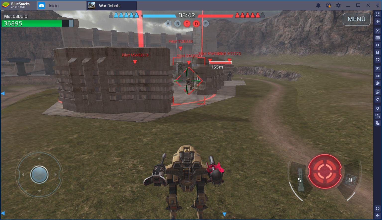 War Robots: Destrucción Pura y Guerreros Mecanizados