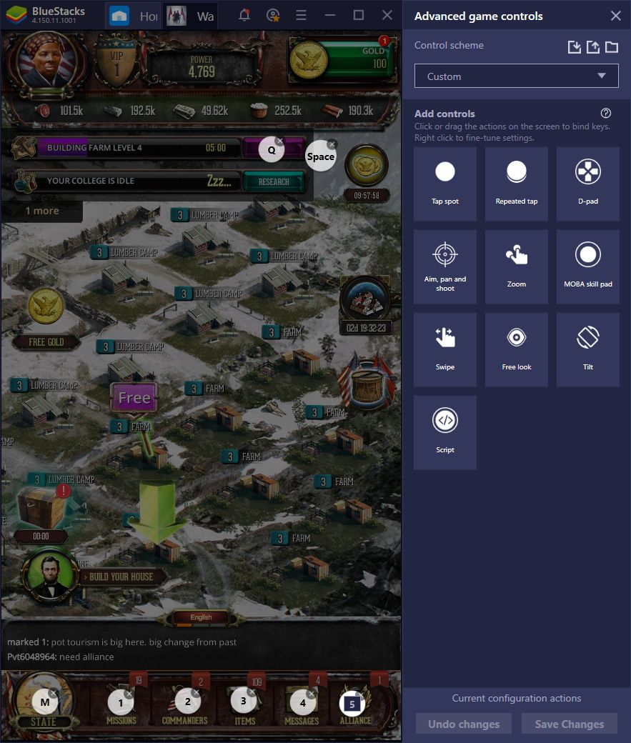 War and Peace on PC - Discover the Tools for Success on BlueStacks