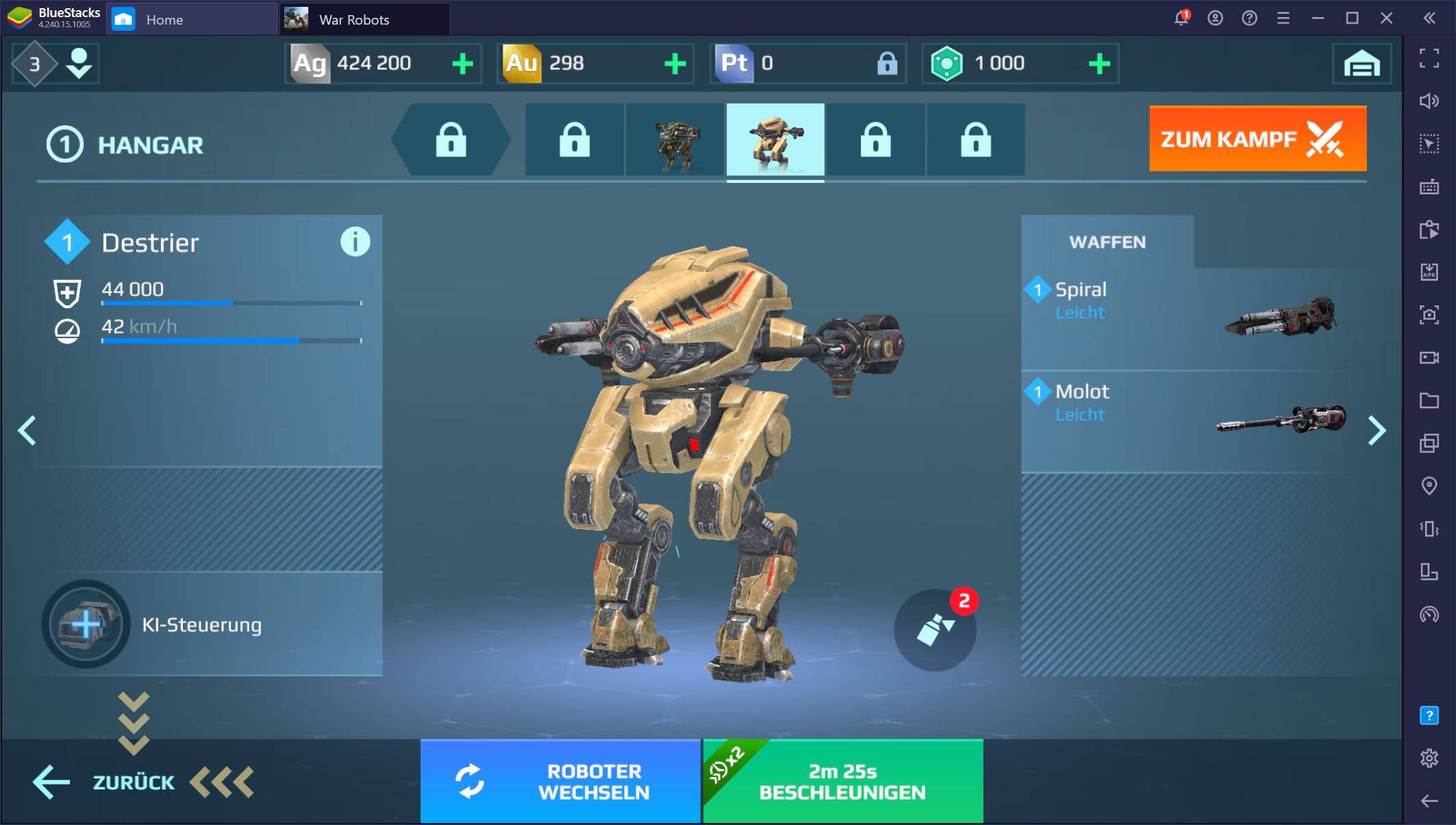 War Robots – Ein Leitfaden zu den Spezialfähigkeiten