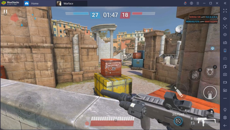 Warface: Global Operations Detaylı Harita Rehberi BlueStacks ile PC'de