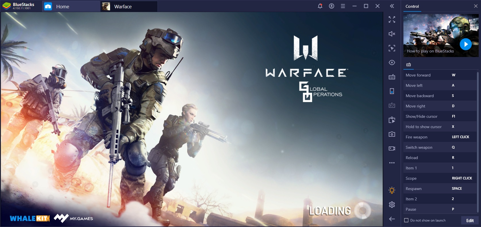 A First Look at Warface: Global Operations on PC