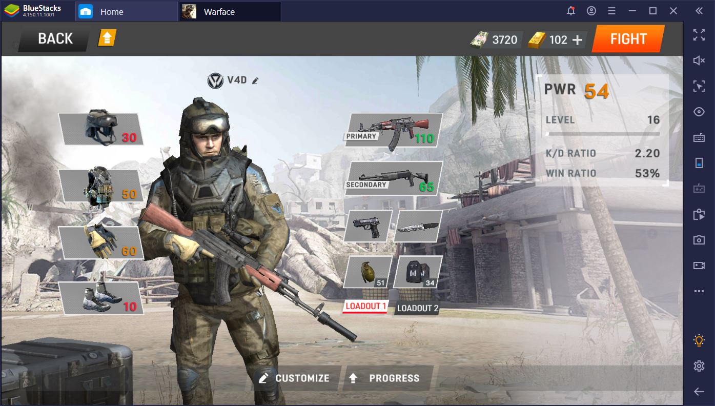 A First Look at Warface on PC: Global Operations