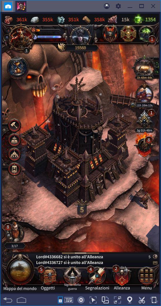 Le Basi di Warhammer Chaos & Conquest – Guida per Neofiti